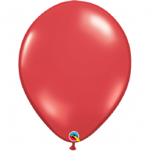 "Qualatex 16 inch Balloons - Ruby Red 16"" Balloons (10pcs)"